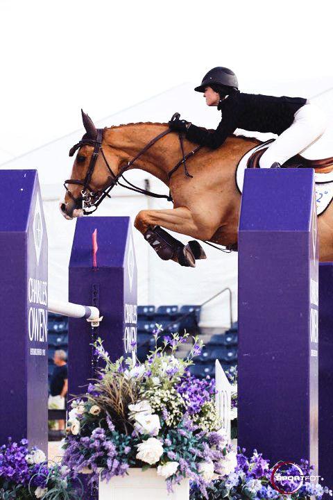 Charles Owen jump; gorgeous!