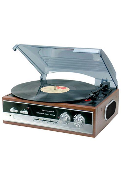 Soundmaster Skivspelare (PL186) Saker till lägenheten Pinterest