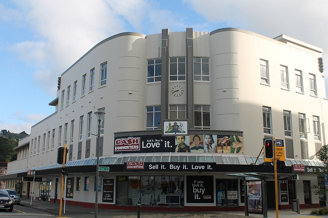 Former Lower Hutt Post Office, New Zealand | Deco Danny, Flicker | Christopher Biggs - Art Deco