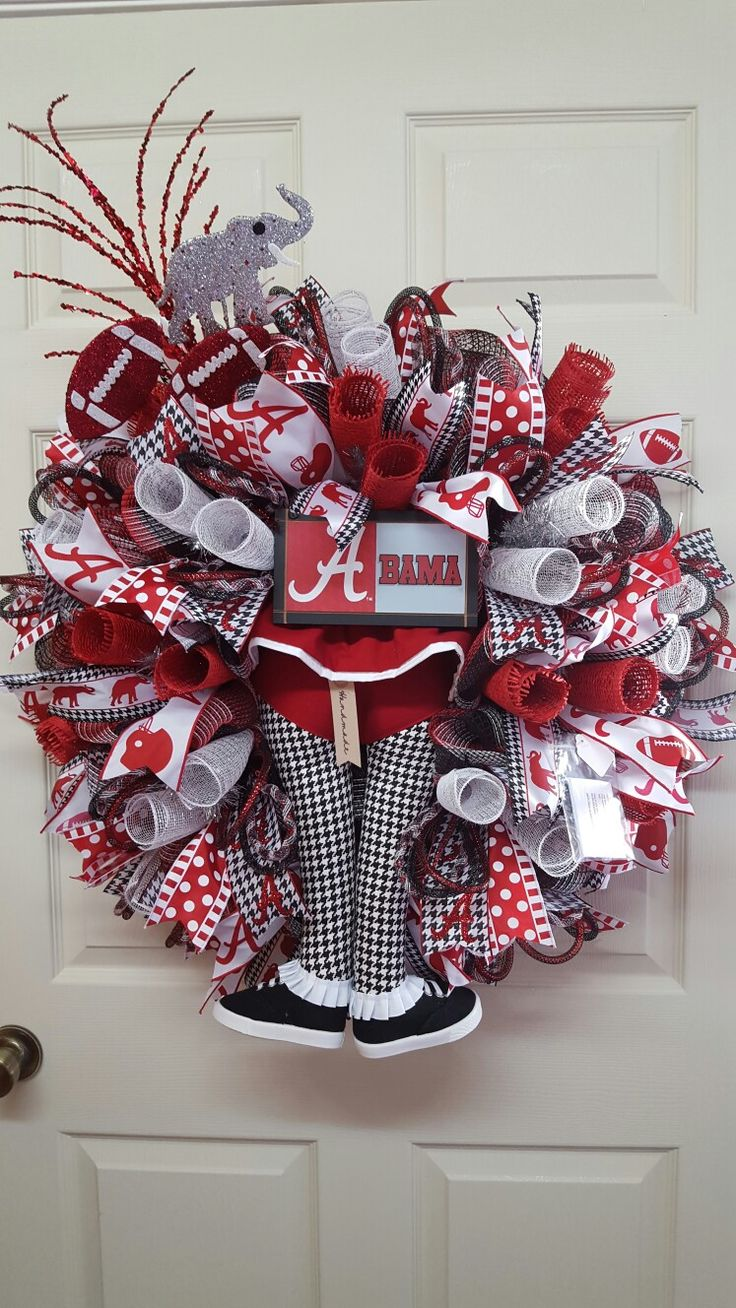 Show your Bama Tide Spirit  ~Celebrate our Bama Cheerleaders!