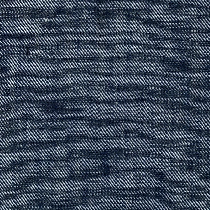 Kaufman Rustica Chambray Linen Indigo from @fabricdotcom  From Robert Kaufman Fabrics, this 5 oz. per square yard cotton chambray fabric is soft, lightweight and breathable. It features a loose, textured weave. It is perfect for making stylish shirts, blouses, dresses and skirts.