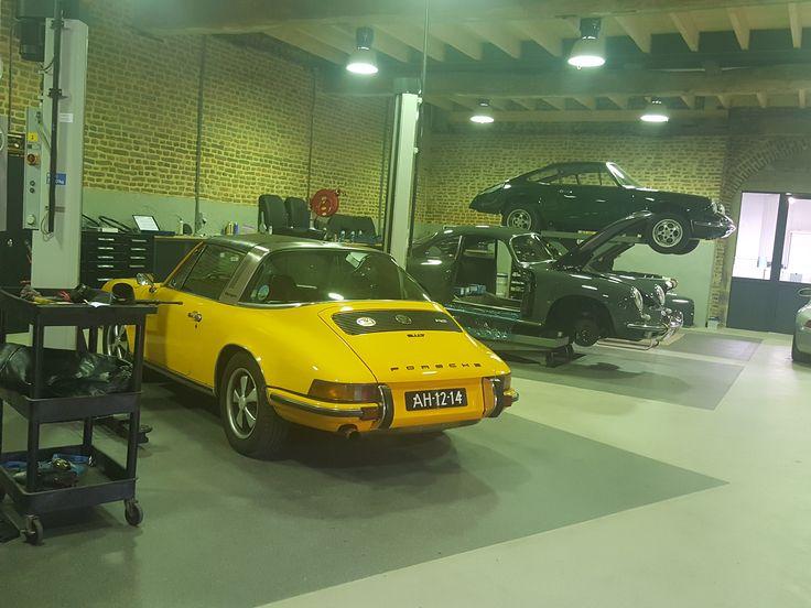 workshop @ Speed Service