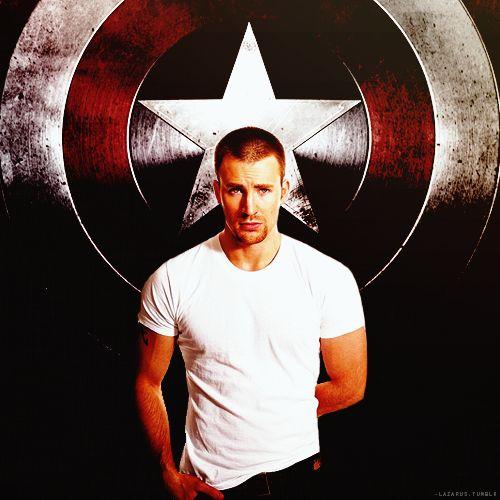 Captain America: Eye Candy, Chrisevans, Captainamerica, Chris Evans Captain, Avenger, Evans Captain America, America Chris, People, Superhero
