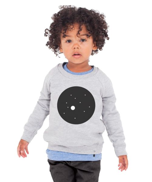 Kids sweatshirt GLOWING SKY