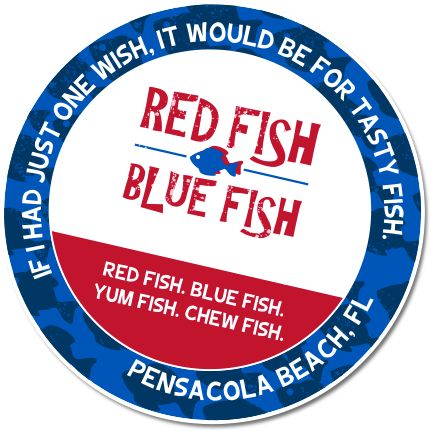 Best 25 blue fish restaurant ideas on pinterest wooden for Red fish blue fish pensacola
