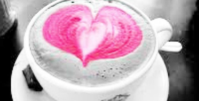 delicious hot cappuccino coffee...