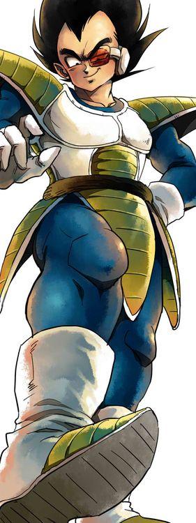 Dragon Ball - Vegeta