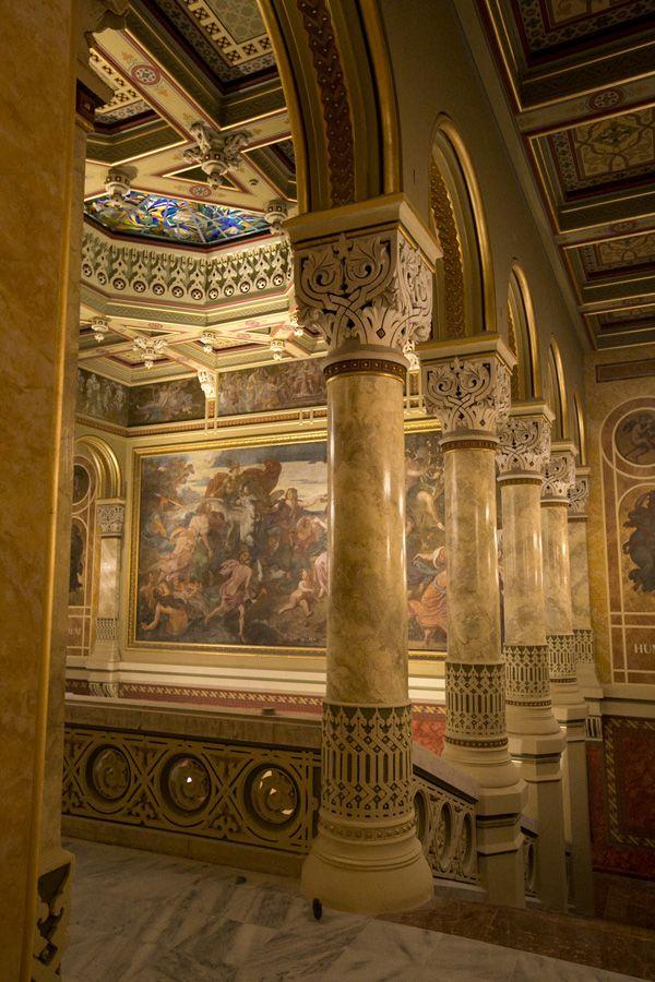 A Budapest, dopo un lungo lavoro di restauro che l'ha riportato all'antico…