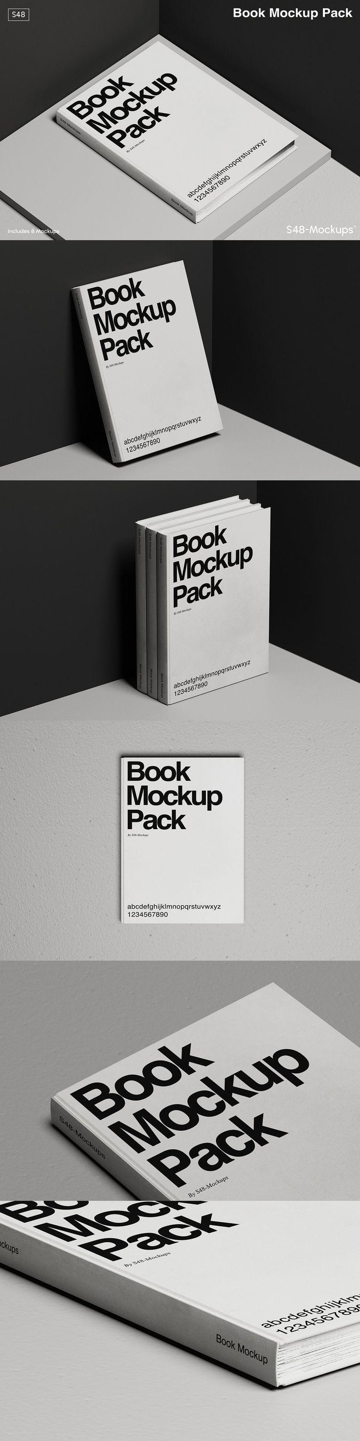 Book Mockup Pack Graphic Design Branding Mockup Mock Up Templates Mockup Ideas Mockup Ps Design Print Layout Design Pattern Art Background For Photography