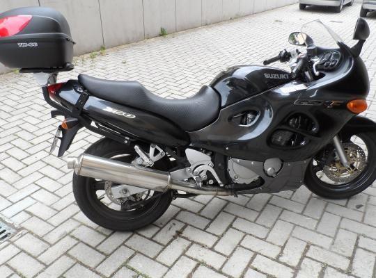 Suzuki GSX 600/750 GSX 750 F 1997 2006 Moto Suzuki GSX 600/