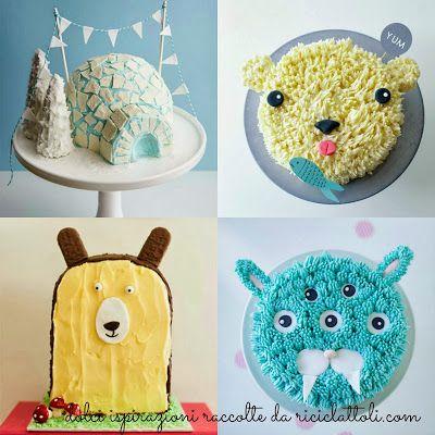 Dolci ispirazioni: torte di compleaano