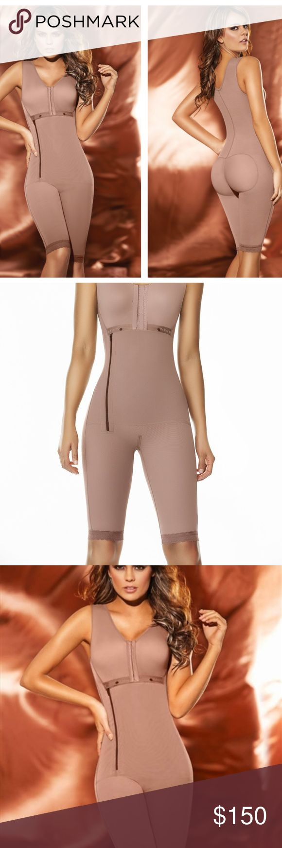 Ann Chery Powernet Scarlett Shapewear Ann Chery Powernet Scarlett Shapewear Reduce, Liposuction and Post Partum. High compression, Full body Shaper Controls abdomen and back Reduces hips and legs Surgery (Abdominoplasty, Liposuction and post partum) Open in the crotch Lift up the buttocks and breasts anti-bacterial fabric Brand Ann Chery Girdle Powernet Girdle Comfort Line Color Cocoa Ann Chery Intimates & Sleepwear Shapewear