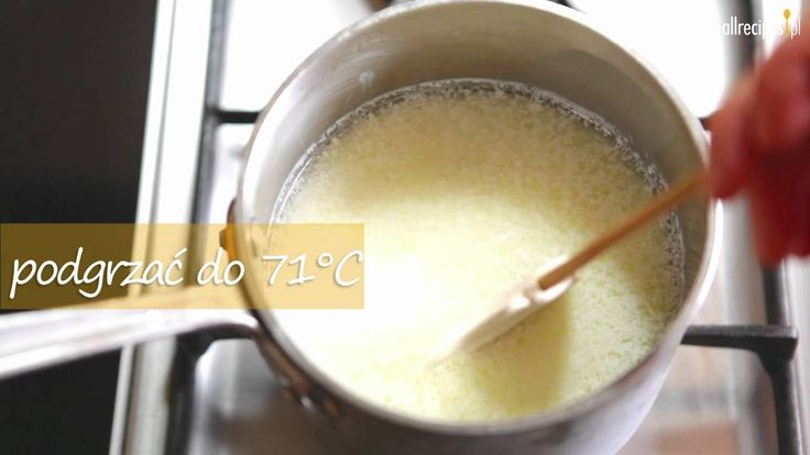 Twaróg z maślanki - jak zrobić biały ser - Allrecipes.pl