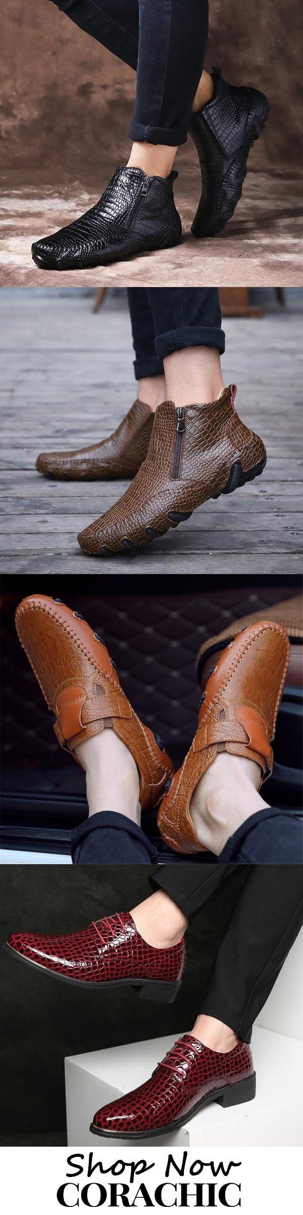 2019 Hot Sale Men's Shoes Collections.Plus Size.Good Quality.Comfy.50%OFF!Shop now!