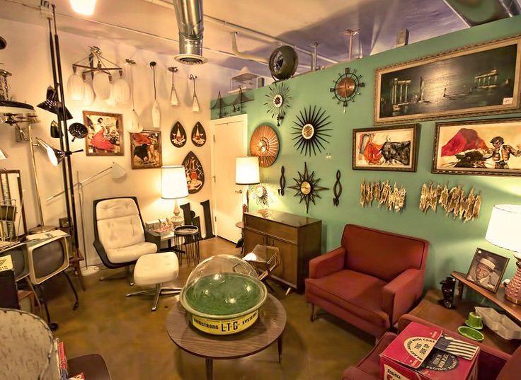 RetrOKC, Oklahoma City Furniture Store