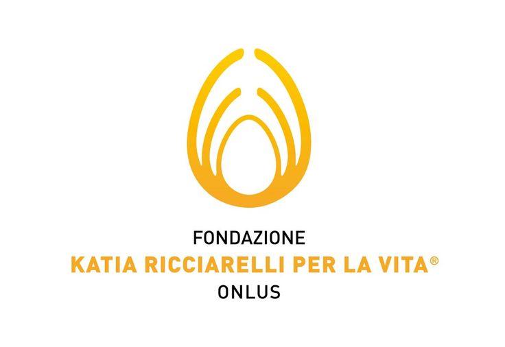 FONDAZIONE KATIA RICCIARELLI | Client FONDAZIONE KATIA RICCIARELLI PER LA VITA ONLUS | Project Logo and Logotype
