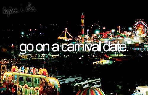 Carnival Dates are the Best!