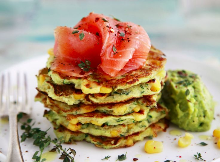 See the Lose Baby Weight Corn & Zucchini Breakfast Fritters To Lose Tummy Fat post pregnancy and to include on your healthy eating weight loss plan |