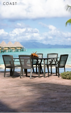Resort style furniture from the tropical coast collection by Brown Jordan30 best Brown Jordan images on Pinterest   Brown jordan  Outdoor  . Outdoor Dining Furniture Houston. Home Design Ideas