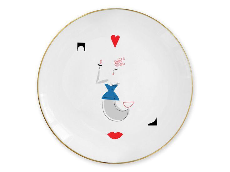 """""""Siren"""" plate / talerz """"Syrena"""""""