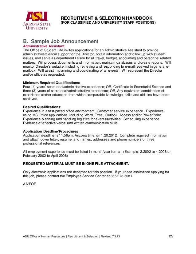 cover letter for hr administrative assistant News to Go 3 Pinterest