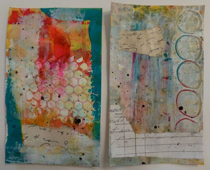 How To Make Backgrounds For Art Journal Background Editing