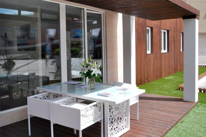 Las casas piloto de Cube   Casas modulares prefabricadas Cube