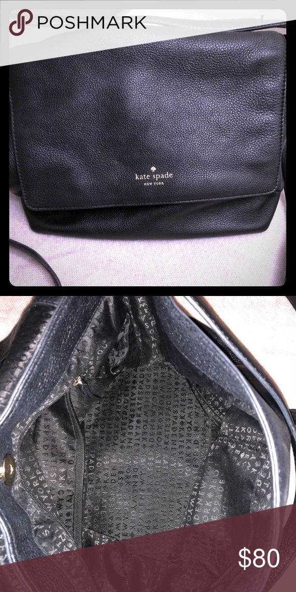 Kate Spate crossbody purse Kate Spate crossbody purse no rips, tears or odors. kate spade Bags Crossbody Bags
