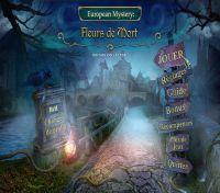 Télécharger European Mystery: Fleurs de Mort Édition Collector liens valides - jeux PC gratuit