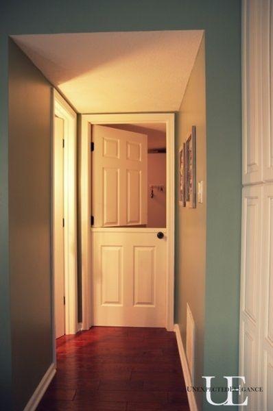Pocket Door Baby Gate