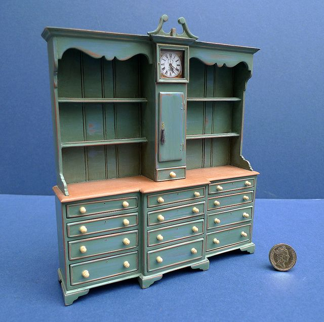 17 Best Images About A 1 12 Scale Miniature Armoire Ideas