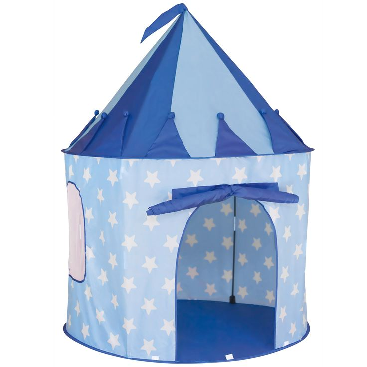This blue star pop up kidu0027s play tent will capture any childu0027s imagination.  sc 1 st  Pinterest & Best 25+ Kids tents ideas on Pinterest | Childrens tent Kids ...