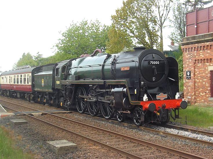 70000 Britannia The Cumbrian Fells Express BASH!!!!!!! Saturday 30th May...