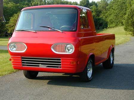 econline Vintage pickup ford
