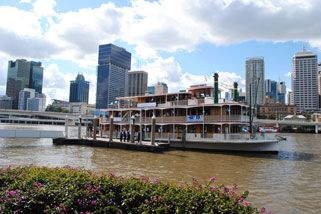 Lunch and Jazz Cruise with Buffet - Sunday - For 2, Brisbane CBD | RedBalloon
