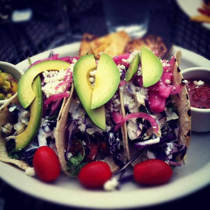 Tacos De Pescado   Pamu0027s Patio Kitchen   San Antonio, ...