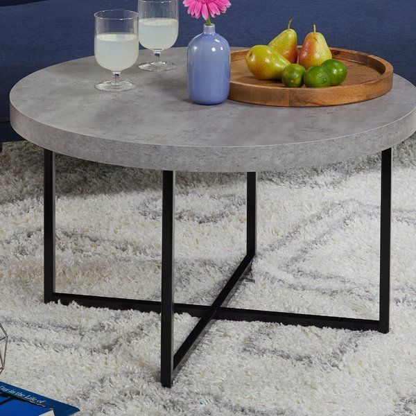 You Ll Love The Quan Coffee Table At, Wayfair Round Coffee Table