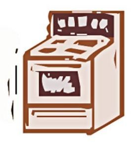 Cleaning an Oven with Ammonia  for electric ovens only