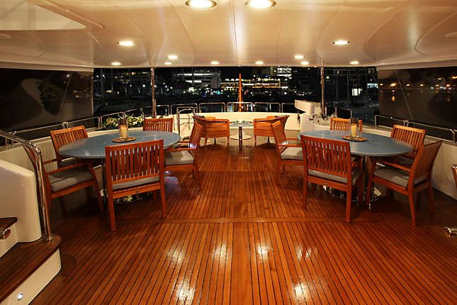 Alani II yacht for sale. Full details and pictures - Boat International
