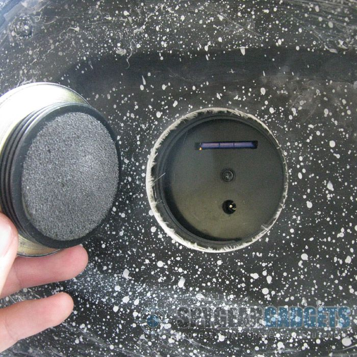 Outdoor Hidden Security Cameras - SEE THE WORLD'S BEST COVERT HIDDEN CAMERAS AT http://www.spygearco.com/spy-cameras-with-audio.php