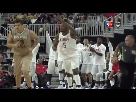 2016 USA Basketball Male Athlete of the Year - YouTube