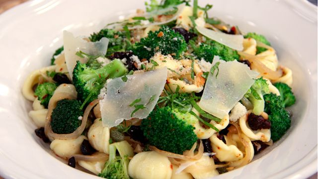 Sicilian Broccoli Orecchiette