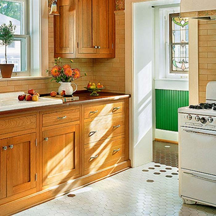 Kitchen Floor Tile | Kitchen Flooring Design Ideas, Pictures and Inspiration
