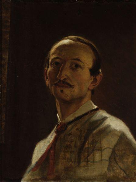 Portret własny - Artur Grottger