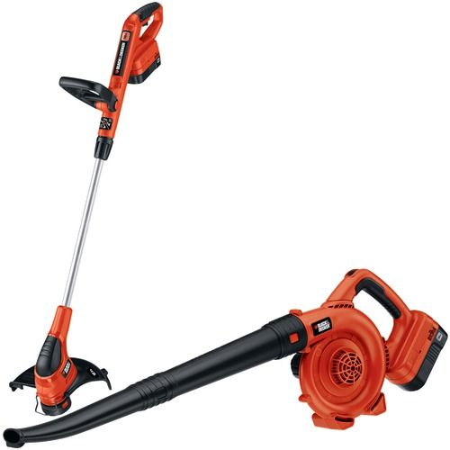 Black Decker 18volt Nicd Trimmer Sweeper Combo Manufacturer: BLACK DECKER SBEXRA19356 $191.56