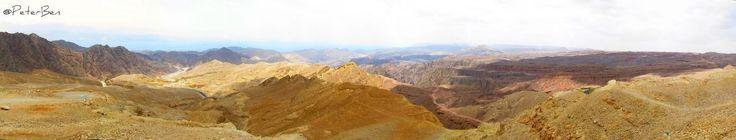 Eilat Mountains, Israel