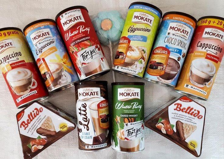 Пришло время горячих вкуснопитий  у нас огромный выбор вкуснейших растворимых напитков какао  обязательно заведите такую баночку  Растворимый напиток (капучино с ванилью и с бананом капучино со вкусом шарлотки и с ванильным бурбон двойной шоколад виски из бочкиклубничный сок молочный шоколад) 379 Паста с треугольниками Bellido 199 Суфле на палочке 100 #магазинкрутыхштук