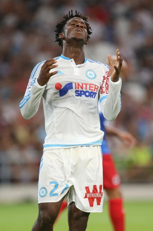 Marseille Refused €30m Bid For Arsenal Admiring Michy Batshuayi - http://footballersfanpage.co.uk/marseille-refused-e30m-bid-for-arsenal-admiring-michy-batshuayi/