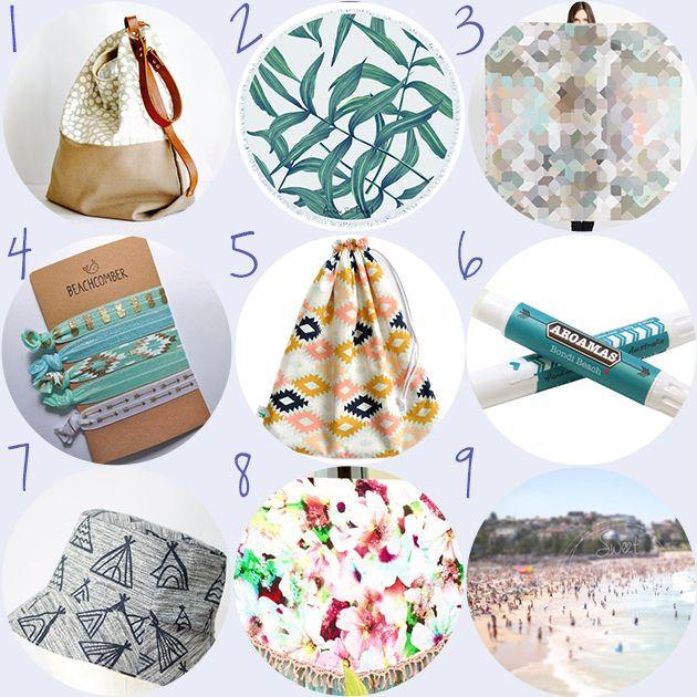 Beach Bag Essentials - kidmagazine.com.au