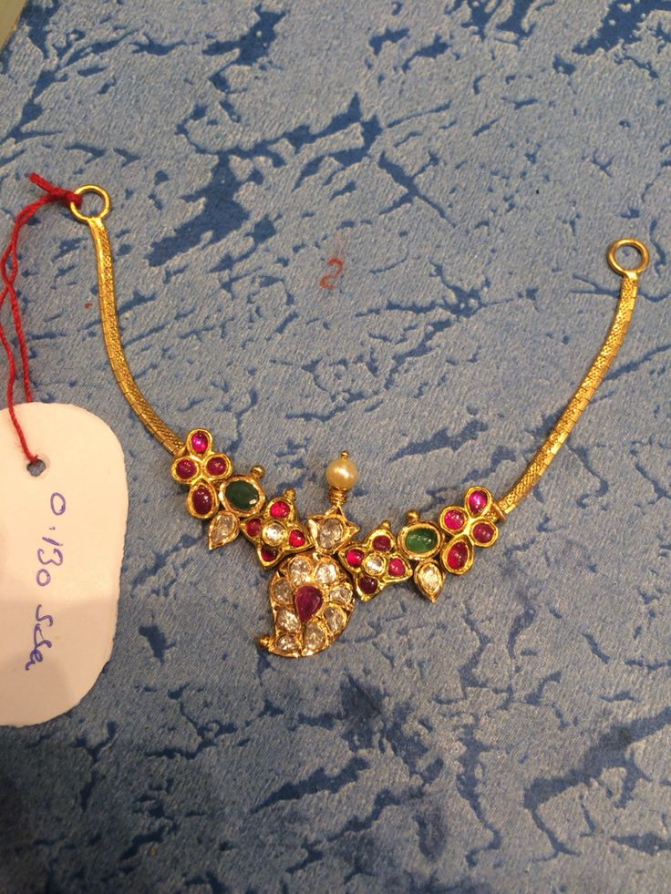 Necklace 15 gms